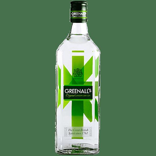 Gin Greenalls 700cc