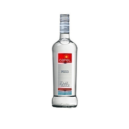 Pisco Capel 40° 2D Transparente 750cc