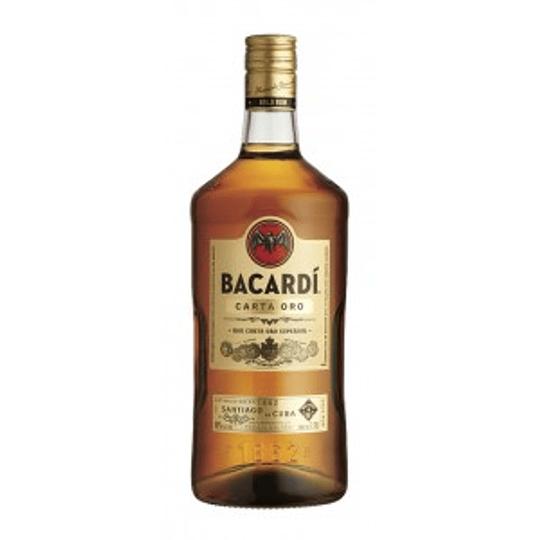 Ron Bacardi Oro Galón 1750cc