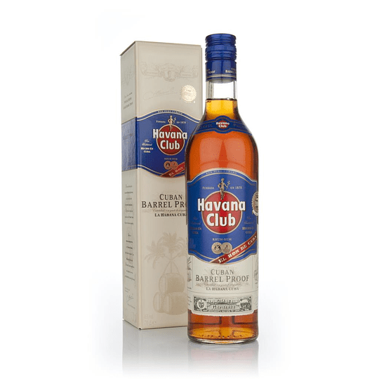 Ron Havana Club Barrel Proof 750cc