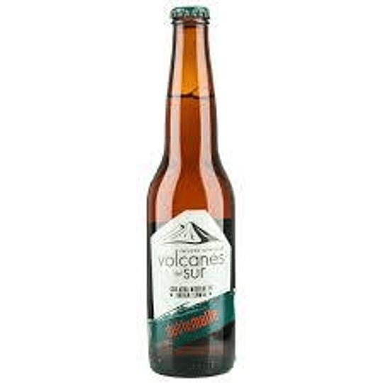 6x Cerveza Volcanes del Sur Variedades Botella 1.050cc
