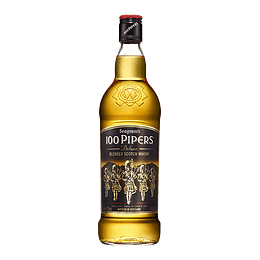 Whisky 100 Pipers 1 Litro