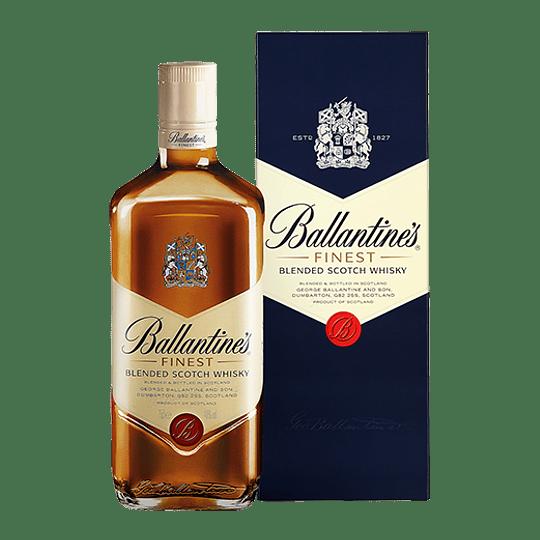 Whisky Ballantines Finest 6 Años 1 Litro
