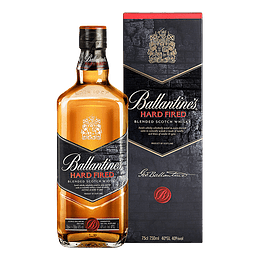 Whisky Ballantines Hard Fired 750cc