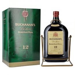 Whisky Buchanan`s Deluxe 12 Años Botellón 4500cc