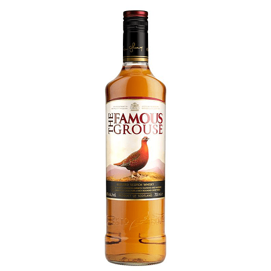 Whisky The Famous Grouse 700cc