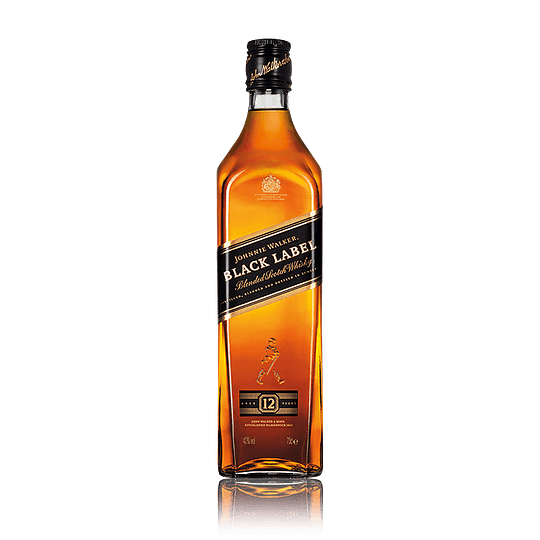 Whisky Johnnie Walker Black Label 750cc