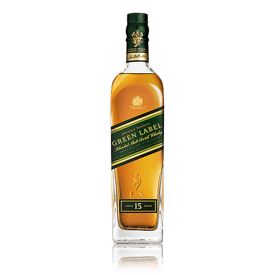 Whisky Johnnie Walker Green Label 750cc