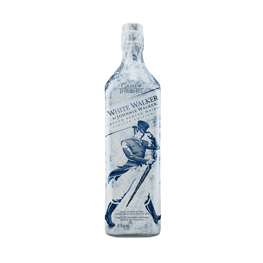 Whisky Johnnie Walker White Walker Game of Thrones 750cc
