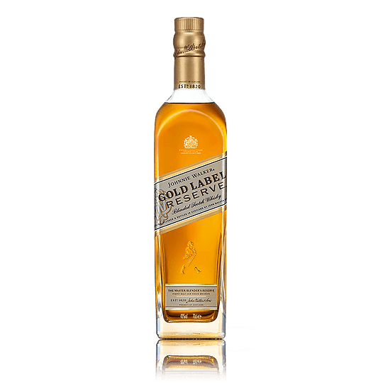 Whisky Johnnie Walker Gold Reserve 750cc