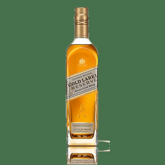 Whisky Johnnie Walker Gold Reserve 750cc