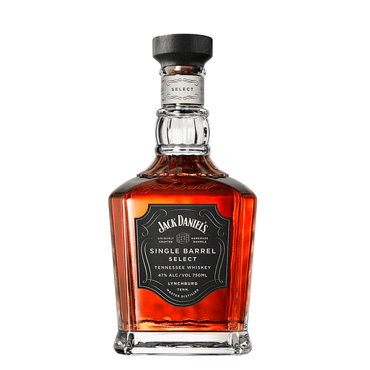 Whiskey Jack Daniels Single Barrel 750cc