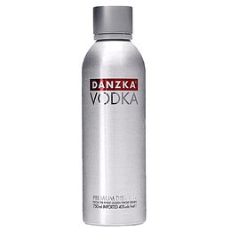 Vodka Danzka 750cc