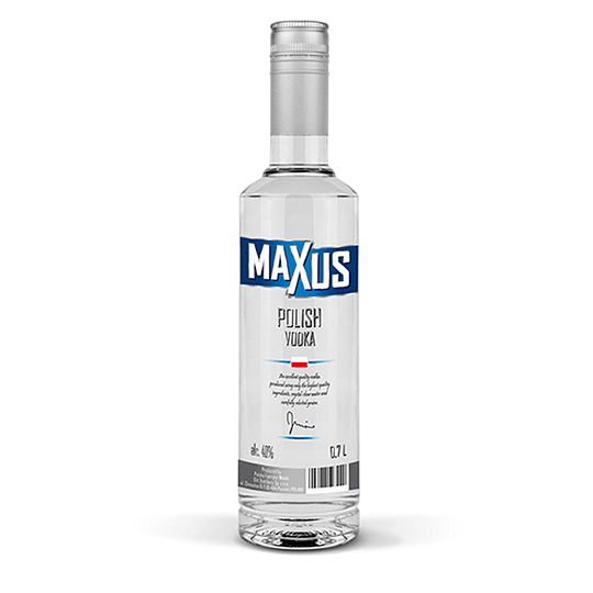 Vodka  Maxus Polish 1000cc