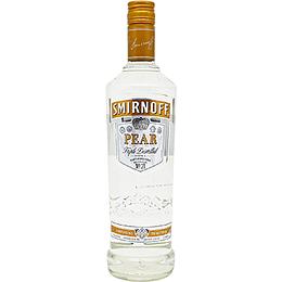 Vodka Smirnoff Pear 750cc