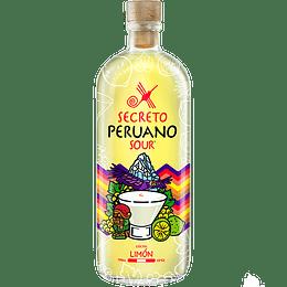 Coctel Secreto Peruano Sour 1000cc