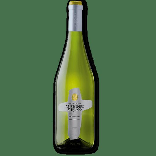 Vino Misiones de Rengo Varietal Chardonnay 750cc