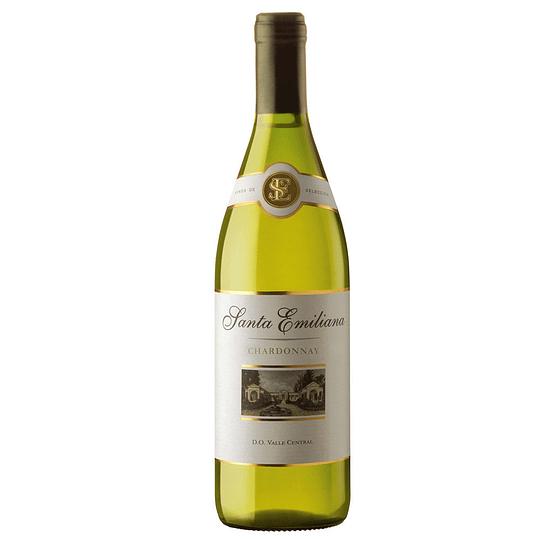 Vino Santa Emiliana Chardonnay 700cc