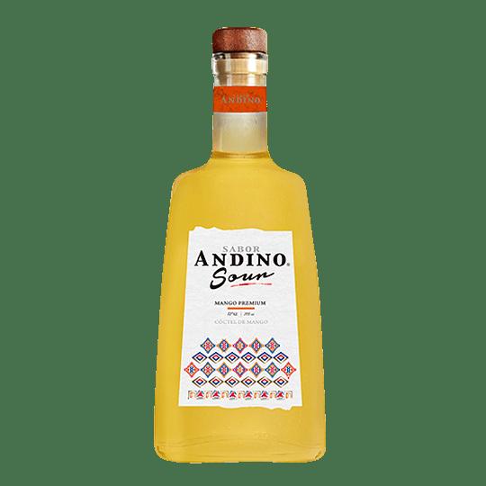 Coctel Sabor Andino Sour  Mango 1 Litro