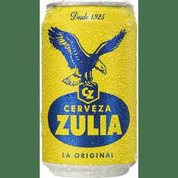 24x Cerveza Zulia 4,5° Lata 295cc