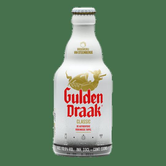 Cerveza Gulden Draak Classic 10,5° Botella 330cc