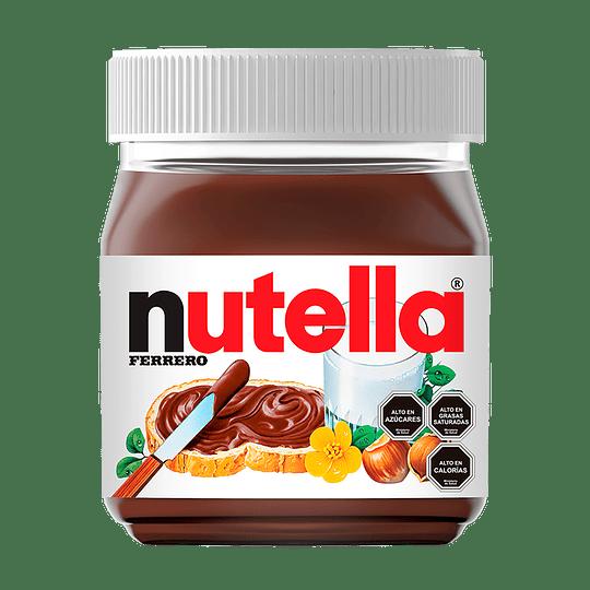 Nutella Ferrero Rocher Frasco 350gr