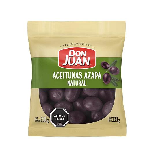 Aceitunas Azapa Don Juan 330gr