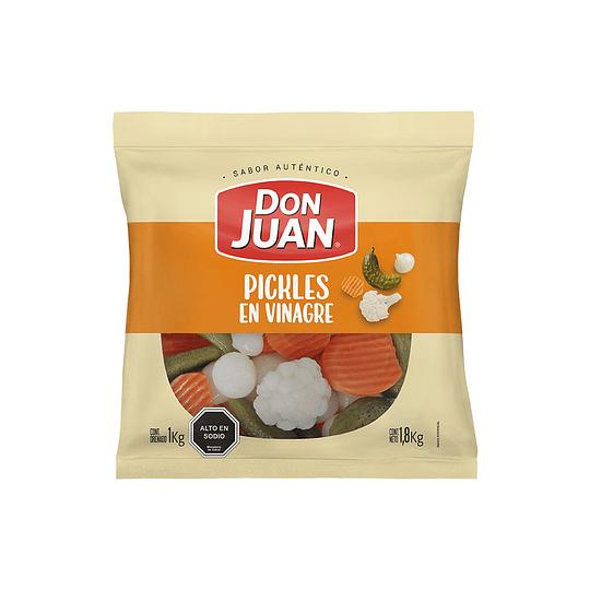 Pickes en Vinagre Don Juan 360gr