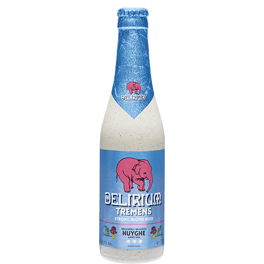 Cerveza Delirium Tremens 8,5° Botella 330cc
