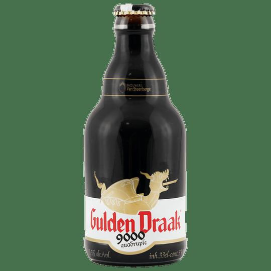 Cerveza Gulden Draak 9000 10,5° Botella 330cc