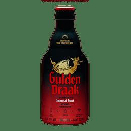 Cerveza Gulden Draak Imperial Stout 12º Botella 330cc