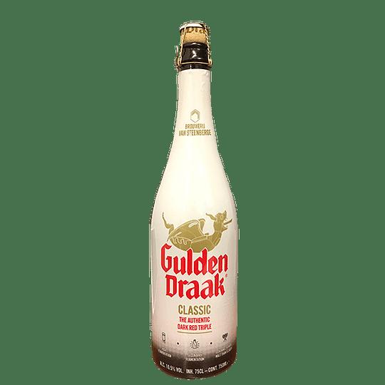 Cerveza Gulden Draak Classic 10,5° Botella 750cc