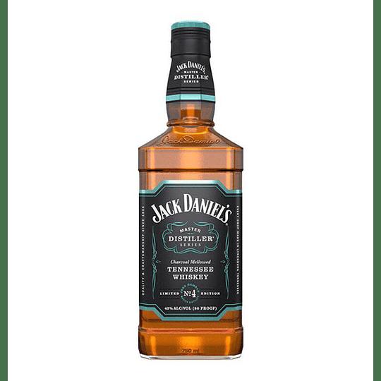 Whiskey Jack Daniels Master Distiller N°4 700cc
