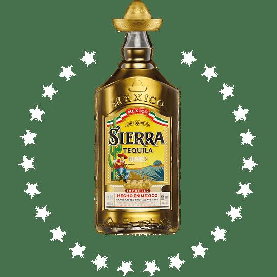 Tequila Sierra Reposado 700cc