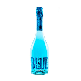 12x Espumante Opera Prima Moscato Blue 750cc