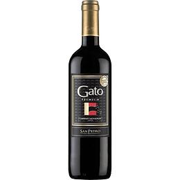 Vino Gato Premium Cabernet Sauvignon 750cc