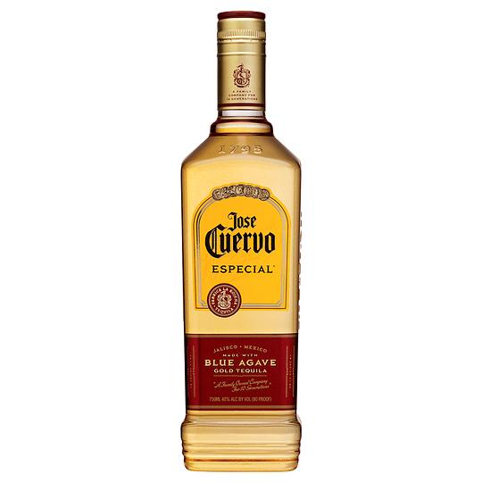 Tequila José Cuervo Especial Reposado 750cc
