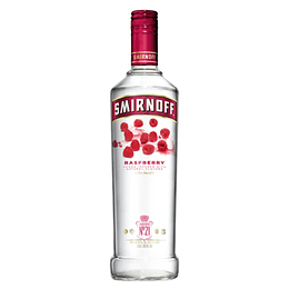 Vodka Smirnoff Raspberry 750cc