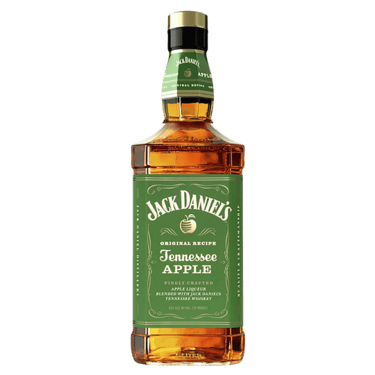 Whiskey Jack Daniels Tennesse Apple 1 Litro