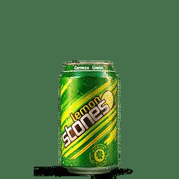 24x Cerveza Lemon Stones 2,5° Lata 350cc