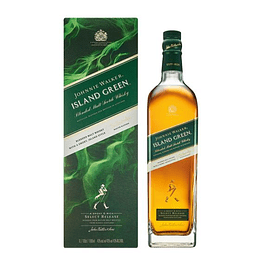 Whisky Johnnie Walker Island Green 1 Litro