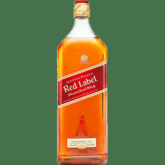 Whisky Johhnie Walker Red Label 1.5 Litros