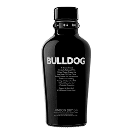 Gin Bulldog London Dry 750cc
