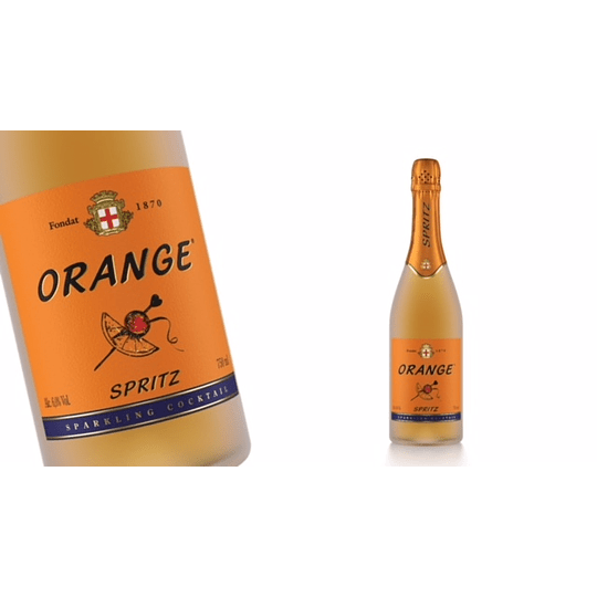 Cóctel Orange Spritz 750cc