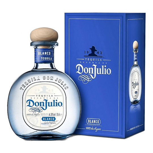 Tequila Don Julio Blanco 40° 750cc