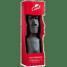 Pisco Capel Moai Reservado 40° 1 Litro