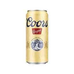 24x Cerveza Coors Original 5,0° Lata 470cc