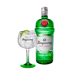 Pack Gin Tanqueray 750cc + Copa