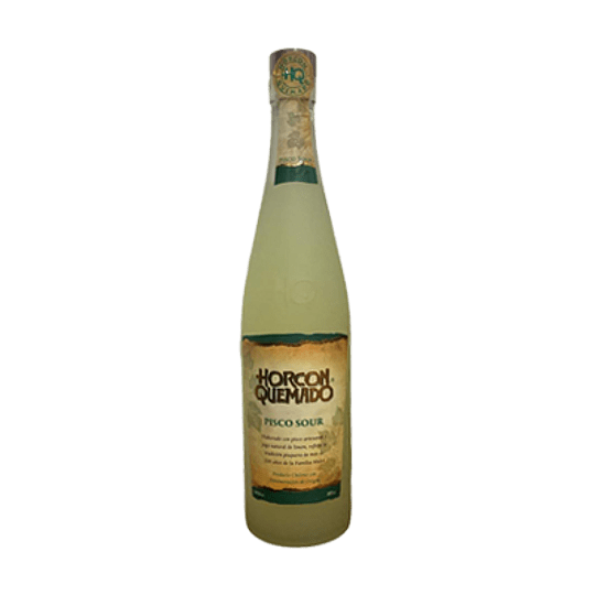 Pisco Sour Premium Horcón Quemado 14° 645cc