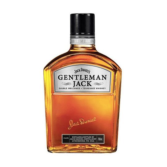 Whiskey Gentleman Jack Daniel´s 40° 1 Litro